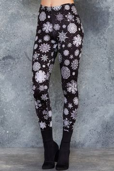 LET IT SNOW LEGGINGS - Folklore (COMING SOON) - Collections