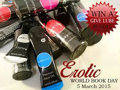 Fancy winning your share of over £90 of @GiveLube? Be at the #EWBD party tomorrow http://buff.ly/1vYVq88
