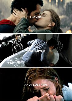 and it hurts like hell… #dc