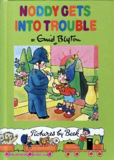 Whatever happened to all our Noddy books?