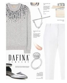 """""""Dafina Jewelry"""" by yexyka ❤ liked on Polyvore featuring Michael Kors, Brunello Cucinelli, Dolce&Gabbana, Wander Beauty, Chloé and dafinajewelry"""