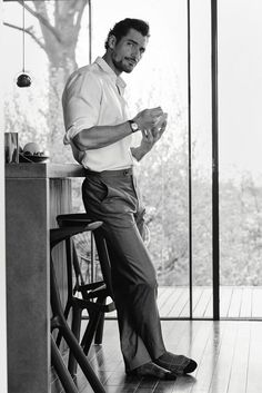 David Gandy for The Jackal Magazine