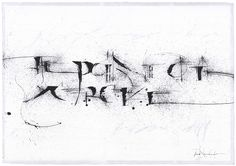 The Berlin Calligraphy Collection: Brody Neuenschwander