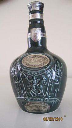 Chivas Regal Royal Salute Bottle