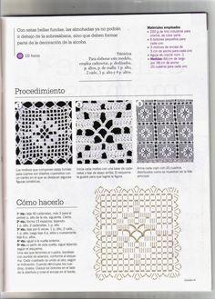 Inspirações de Croche com Any Lucy: Almofada