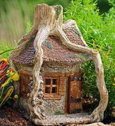 Fairy Homes and Gardens - Hilltop Hollow Fairy House , $53.99 (https://www.fairyhomesandgardens.com/hilltop-hollow-fairy-house/)