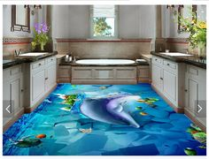 Pin By Patricia Randrianarisoa On Déco D Pinterest - 3 dimensional floors