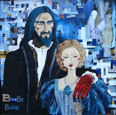 "fairytalemood: "" ""Barbe Bleue"" by Sorsha """