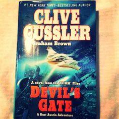 Clive Cussler Devils Gate Hardcover Book on Mercari Clive Cussler, Devil, Gate, Canning, Portal, Home Canning, Demons, Conservation