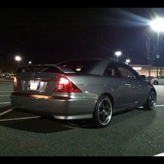 Thanks to @chenzo52 for sending in his 05 em2 civic h22 swap gsr tranny