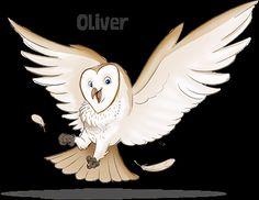 Thursday - Oliver The Owl