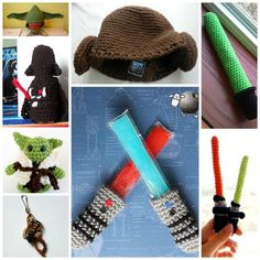 May the Force Be With You: 7 Free Star Wars Crochet Patterns