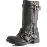 Hot biker boots! Will be useful when I form my all-women biker gang! #Ash
