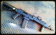 Definitive Arms AK in 5.56