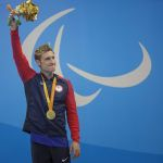 Swimmer Brad Snyder Wins Male Athlete Of The Paralympic Games