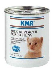 KMR Milk Replacer Liquid for Kittens Size 8 Ounce 236 ML -- This is an Amazon Affiliate link. More info could be found at the image url.