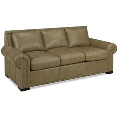 Rianne Leather Sofa Living Room Seating, Living Room Sofa, Custom Couches, Homestead House, Leather Loveseat, Comfort Design, East Village, Leather Furniture, Upholstered Furniture