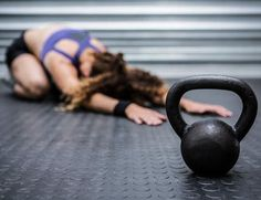 You can get seriously injured if your kettlebell is too heavy.
