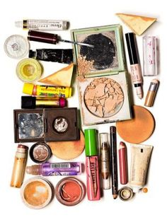 The Great Cosmetic Case Purge