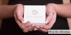 Love Lily Rose Handmade Silver Jewellery