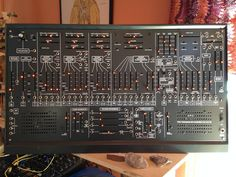 MATRIXSYNTH: TTSH Synthesizer - ARP 2600 Clone