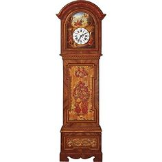 Bits and Pieces - 1200 Piece Shaped Clock Puzzle - Father Time Grandfather Clock, Antique Lovers - - 1200 pc Jigsaw