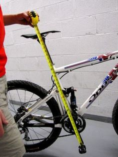 How to Fit Yourself on a Mountain Bike. http://WhatIsTheBestMountainBike.com