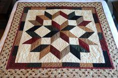 carpenters star quilt pix   2010 Circlelord Quilt Show: D 223 - Vicki Waitz - Carpenter's Star ...