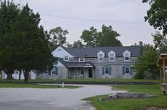 John Lair House and Stables in Rockcastle County, Kentucky.