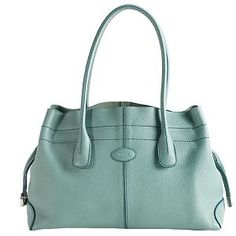 Tod's Leather Classic 'D Bag' Tote