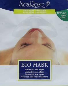 Bio Mask ANTISTRESS alle Alghe - Perle di Bellezza...benessere online!
