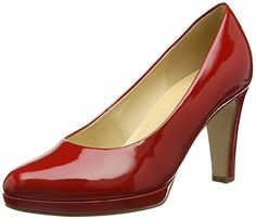 Gabor  Splendid,  Damen Pumps , Rot - Red (Red Patent HT) - Größe: EU 37.5 (UK 4.5) - http://on-line-kaufen.de/gabor/37-5-eu-4-5-uk-gabor-splendid-damen-pumps-5