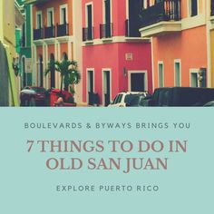 City Guide: 7 Things to do in Old San Juan Here are my absolute favorite things to do.http://boulevardsandbyways.com/blog/7-amazing-things-old-san-juan-puerto-rico/ #puertorico #travelpr #sanjuan #oldsanjuan #luquillo #travel #traveling #TagsForLikes #TFLers #vacation #visiting #instatravel #instago #instagood #trip #holiday #photooftheday #fun #travelling #tourism #tourist #instapassport #instatraveling #mytravelgram #travelgram #travelingram #igtravel