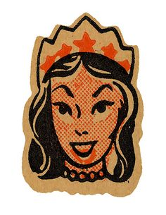 Princess - 50's Ben Cooper Box Art Detail | Flickr - Photo Sharing!