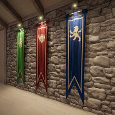 Buy Medieval_flags by madMIX_X on Realistic (copy) model of washbasin Medieval_flags. Medieval Banner, Medieval Party, Medieval Knight, Medieval Castle, Taverna Medieval, Renaissance, Dungeon Room, Castle Party, Pathfinder Rpg