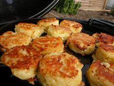 Kartoffelrösti – Grill venner