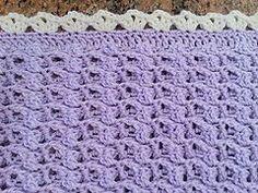 Ravelry: Crochet Precious Angel Baby Blanket Set pattern by Helen Brady