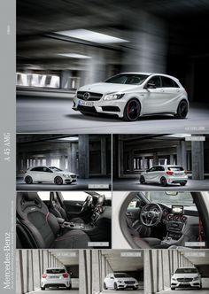 Mercedes-Benz A-Class, A 45 AMG