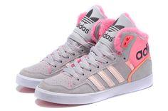 hot sales 9c425 abb4f Adidas Originals 2015 EXTABALL Suede Wool M20173 Womens Basketball Sneaker  - Gray Pink