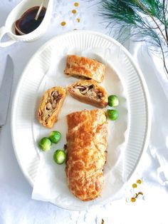 Vegetarische wellington made by ellen recept