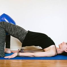 Yoga for Back Pain: Bridge Pose - Fitnessmagazine.com