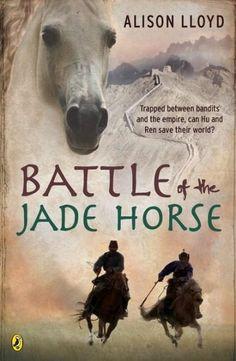Battle Of The Jade Horse By Alison Lloyd, 9780143305774., Literatura dziecięca <JASK>