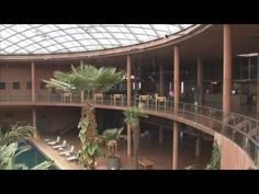 """James Bond at Paranal. Part of """"A Quantum of Solace"""" was filmed at the VLT's residencia high in the Atacama desert. This video shows you around this amazing and beautiful building which houses staff and visiting astronomers. Mona Evans, """"Hidden Universe 3D"""" http://www.bellaonline.com/articles/art183545.asp"""