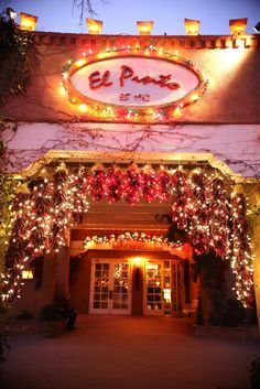 10 Photos that Show the Beauty of a New Mexico Christmas