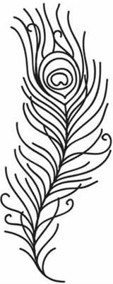 Peacock Plume_image...embroidery pattern