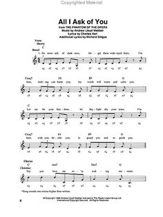All I Ask of You - The Great Harmonica Songbook