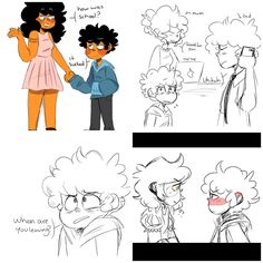 Some of Miffin's work on Tumblr!! She's wonderful! Check her out!