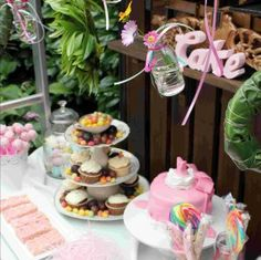 #Ballerina #Party #Sweet #table | Dekoshop www.helavik.de