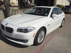 2011 BMW 535i For Sale call 214-431-3337