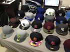 For Sale - NEW ERA NEW YORK YANKEES 42 CAP'S COLLECTION FOR SALE - http://sprtz.us/YankeesEBay